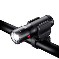 Bike light rainproof usb - led rechargeable - lampe de poche