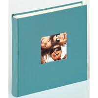 Walther Design Album photo Fun 30x30 cm Vert pétrole 100 pages