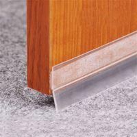 Autocollants de sol transparents, durables et anti-poussière - barre