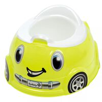 """Safety 1st Pot voiture """"Fast and Finished"""" Vert citron"""
