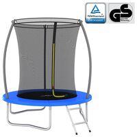 vidaXL Ensemble de trampoline rond 183x52 cm 80 kg