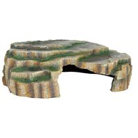 TRIXIE Caverne pour reptiles 30 x 10 x 25 cm Résine de polyester
