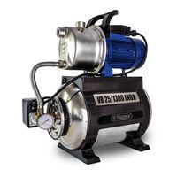 Elpumps Installation d'eau domestique VB 25/1300 INOX; 1300 W, 25 L