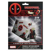 Deadpool - 29x Autocollants