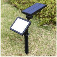 Points forts de la lampe solaire LED 48v 5 modes -