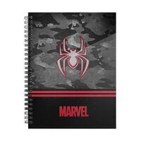 Marvel, Carnet Quadrillé A5 - Spider-Man