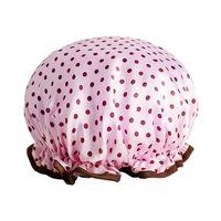 Chapeau de bain épais imperméable, couverture de cheveux de douche