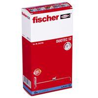 Fischer Ensemble de chevilles en nylon DUOTEC 12 10 pcs