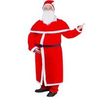 vidaXL Costume de Père Noël