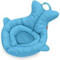 Skip Hop Siège de bain de lavabo pour bébé Moby Bleu