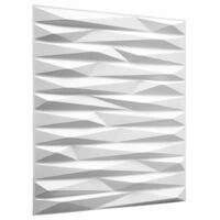 WallArt Panneaux muraux 3D Valeria 12 pcs GA-WA24