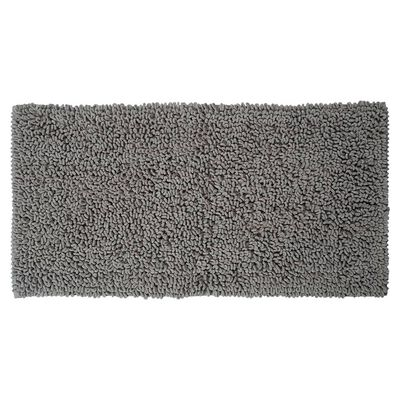 Sealskin Tapis de bain Twist 60x120 cm Gris