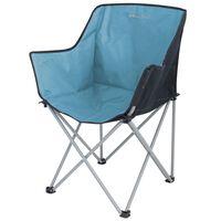 Eurotrail Chaise de camping Kampala Bleu rêve