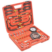 vidaXL Kit de testeur de pression d'injection de carburant
