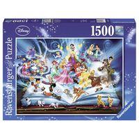 Ravensburger Puzzle Disney Magical Storybook 1500 Pièces