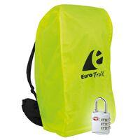 Travelsafe Housse à combinaison de sac à dos avec serrure TSA M Jaune