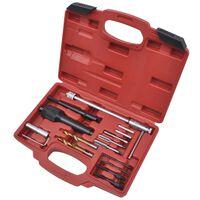 vidaXL Kit d'outils d'extraction bougie de préchauffage 16 pcs