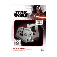 Star Wars - 29x Autocollants