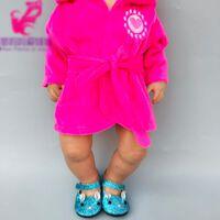 Vêtements de poupée pour 18 pouces - veste gilet de poupée,