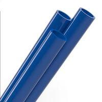 2 pièces de tuyau en PVC de 50 cm pour l'approvisionnement en