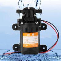 Dc 12v, 3.5l / min pompe à eau diaphram électrique agricole -