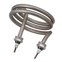 AC220v 4500w type à ressort en acier inoxydable élément