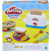 Play-Doh, Créations Toaster