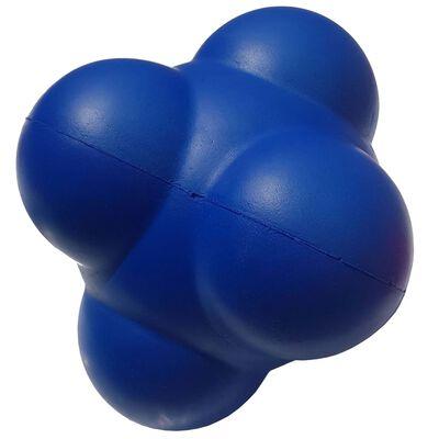 GUTA Balle d'entraînement de réflexe Mousse XL Bleu
