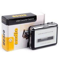 Capture de cassette mp3 portable sur bande usb pc super lecteur de
