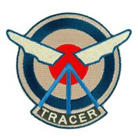 Overwatch, Pièce - Traceur