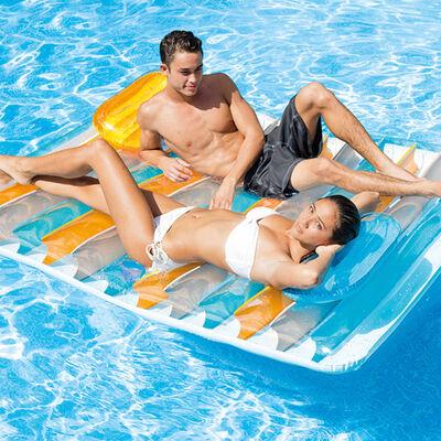 Intex Matelas gonflable Double Lounge 198x160 cm 56897EU