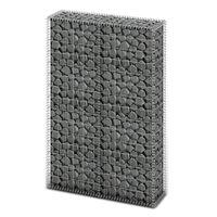 vidaXL Panier de gabion avec couvercle Fil galvanisé 150 x 100 x 30 cm