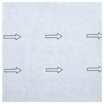 vidaXL Planches de plancher autoadhésives 20 pcs PVC 1,86m² Gris clair