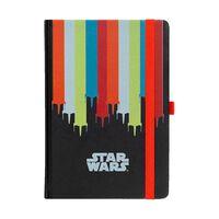 Bloc-notes A5 Premium - Star Wars (Nostalgia)