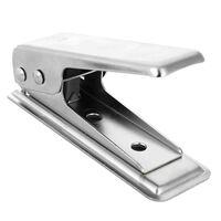 Coupeur de carte SIM Nano and 2 adaptateurs pour iPhone 4 4S 5 et  p