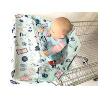 Housse de chariot 2 en 1 / housse de chaise haute pour bébé et
