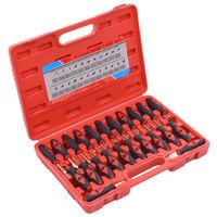 vidaXL Kit d'outils de déverrouillage 23 pcs