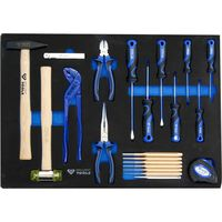 BRILLIANT TOOLS Jeu d'outils universels 21 pcs