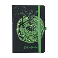 Rick and Morty, Cahier - Portals