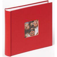 Walther Design Album photo Fun Memo 10x15 cm Rouge 200 photos