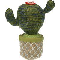 Cale-porte En Tissu Cactus Modèle 1