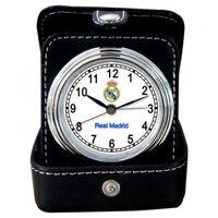 SEVA IMPORT - Reloj despertador Real Madrid viaje