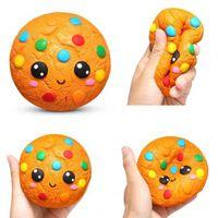 Squishy en forme de biscuit de dessin animé - jouets amusants