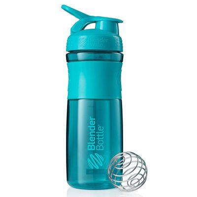 BlenderBottle Tasse à shaker SportMixer 820 ml Sarcelle