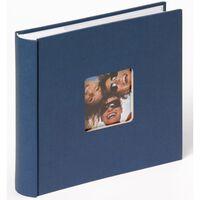 Walther Design Album photo Fun Memo 10x15 cm Bleu 200 photos