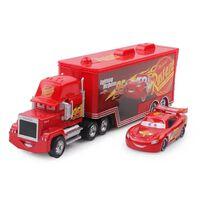 Mcqueen Jackson Storm Mack Oncle Truck 1:55 Diecast Lightning Model