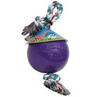 Jolly Pets Balle pour chiens Romp-n-Roll 20 cm Violet