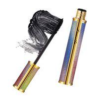 Brosse en silicone pour cils mascara étoilé en fibre 4D -