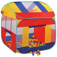 vidaXL Tente de jeu avec 300 balles XXL
