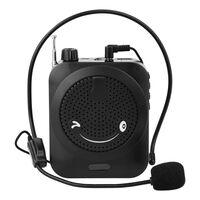 Haut-parleur sans fil microphone amplificateur de voix amplificateur